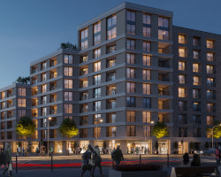 Investeren vastgoed Hotel Antwerpen