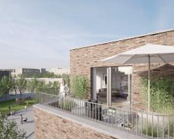 Investeren appartementen Antwerpen Myra